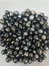 Handful of Tahitian Pearls, Black Tahiti Pearls, Tahitian Pearl, Direct from Farmers in Tahiti