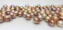 100% Natural Color, Edison Loose Pearls 10mm - 13mm, A (177)
