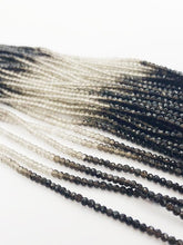 HALF OFF SALE - Shaded Smokey Quartz Gemstone Beads, Full Strand, Semi Precious Gemstone, 13""