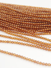 HALF OFF SALE - Masonite Gemstone Beads, Full Strand, Semi Precious Gemstone, 13""