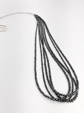 HALF OFF SALE - Gray Diamond Gemstone Beads, Full Strand, 16""
