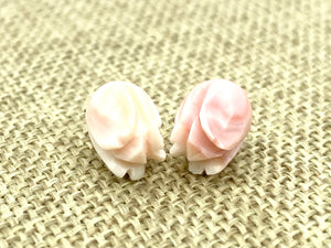 Tulip Bead, Conch Shell, Tulip, Conch bead, 100% Natural Colors, Sku#M25