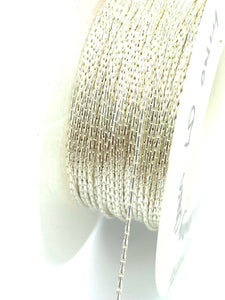 .60mm Beading Chain- 14KGF / Sterling Silver