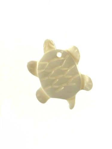 Mother Of Pearl Turtle Shell, Sku#M49