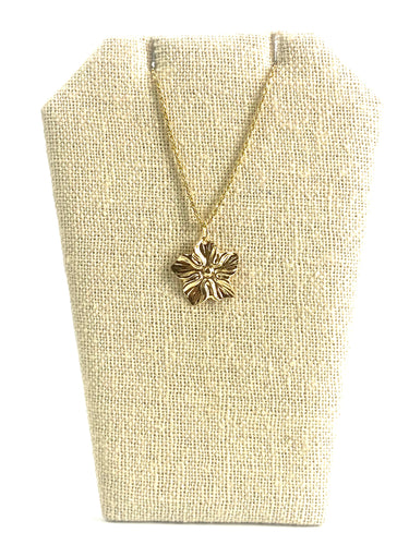14K Solid Gold Charm, Sku#1159C