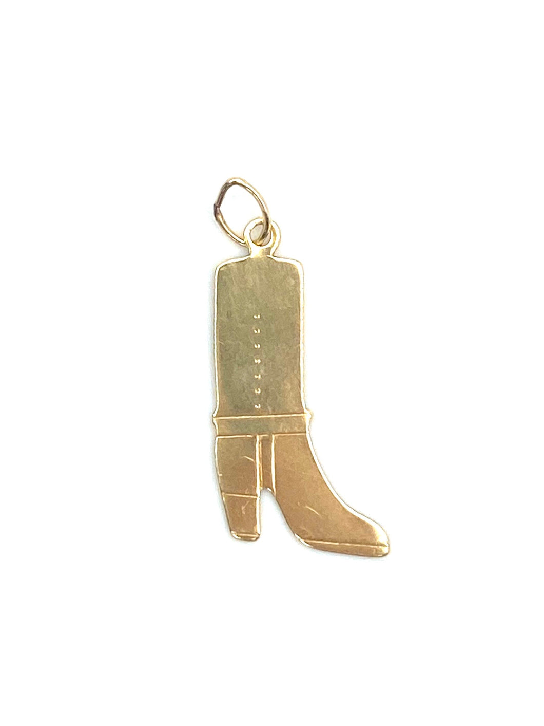 14KGF Boot Charms , 459-C