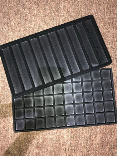 Durable Textured Plastic Tray Inserts