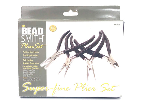 Super- line plier set