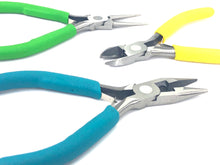 3 piece color I.D. Plier set