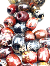 Natural Stone Jade Beads , Sku#JP13