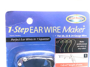 1- step ear wire maker
