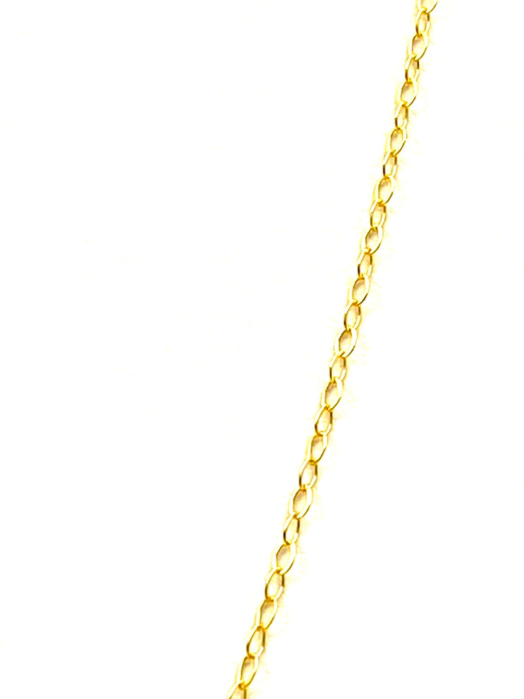 "18"" 14KGFCable Chain , Sku#18cable"