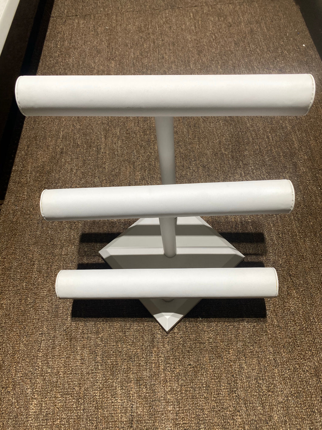White Triple T Bar , Sku#216LW