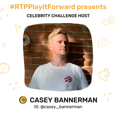 Casey Bannerman Designs Right To Play Play It Forward