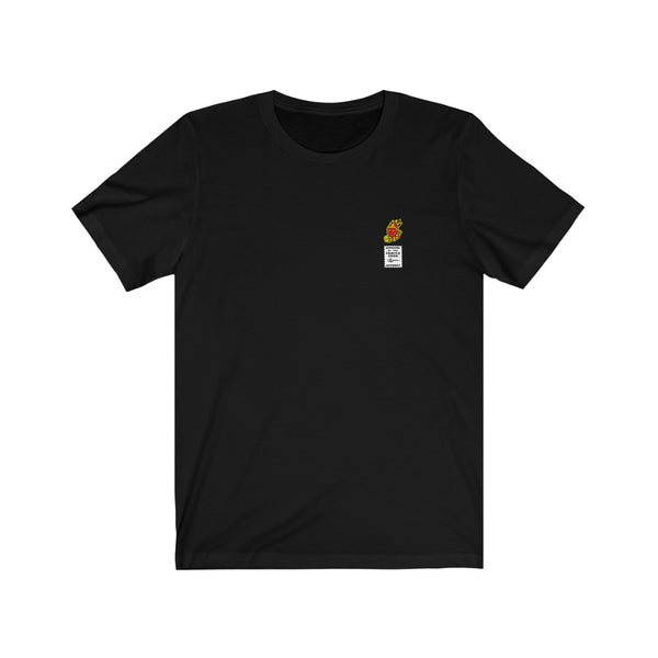 "Spicy P ""FLAMIN HOT"" Double-sided Tee"