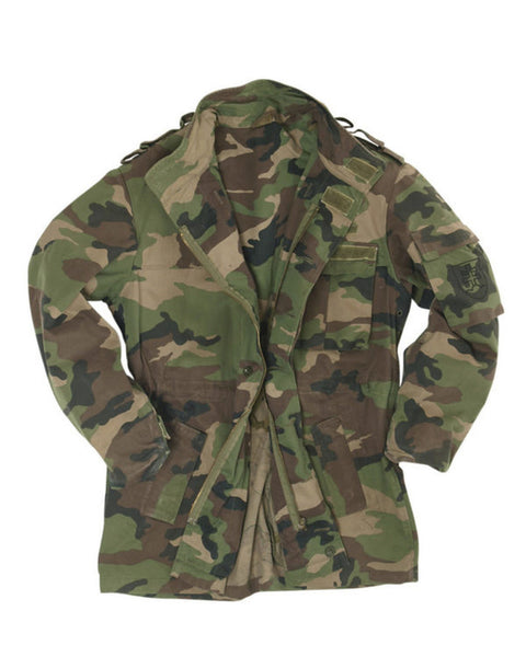 8-24 1978-2020 Authentic Army Jacket