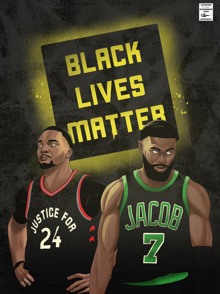 Justice For Jacob - NBA