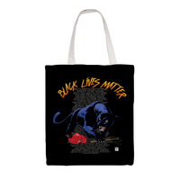 """Black Lives Matter"" Canvas Tote Bag"