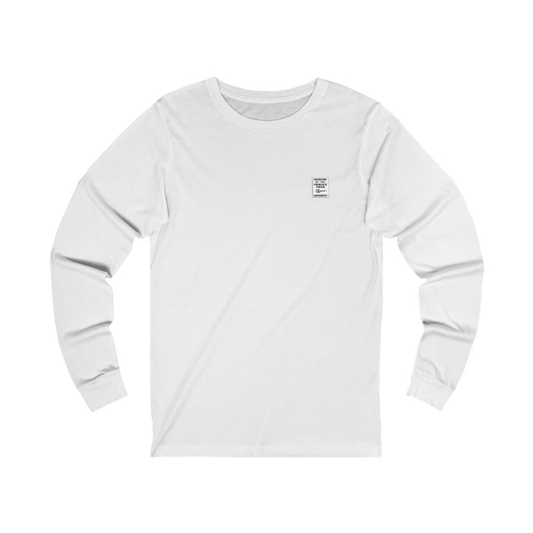 Jusqu'à la Gare - Spicy P/The Process - Jersey Long Sleeve Tee