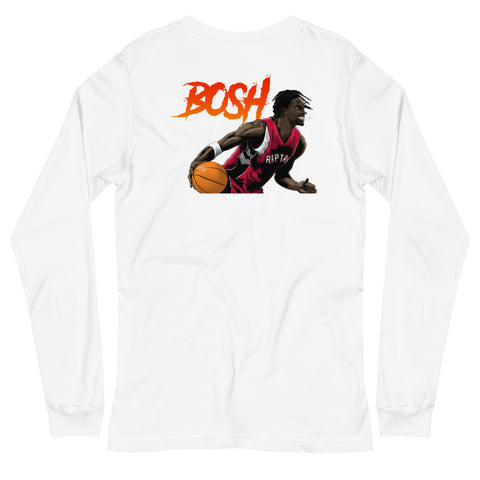 BOSH Unisex Long Sleeve Tee