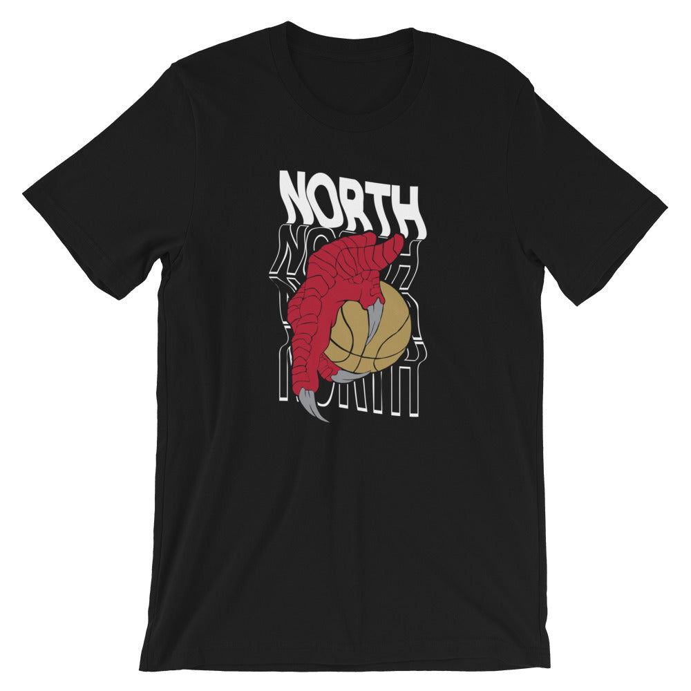 NORTH Claw Short-Sleeve Unisex T-Shirt