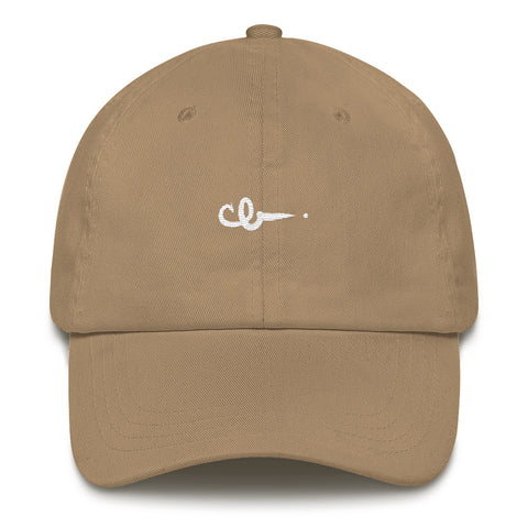 Signature Dad hat (multiple colours)