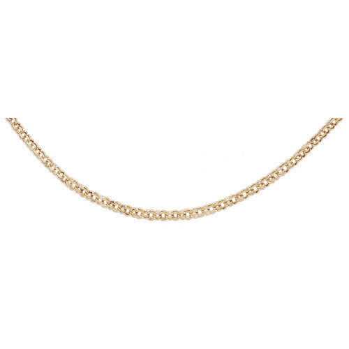 14k Yellow Gold Charm Necklace
