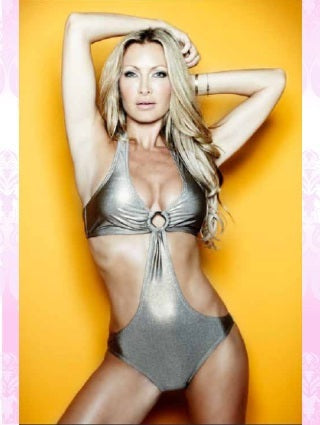 Chinchilla Monokini Swimsuit