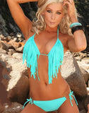 Ladies Tassel Swimwear