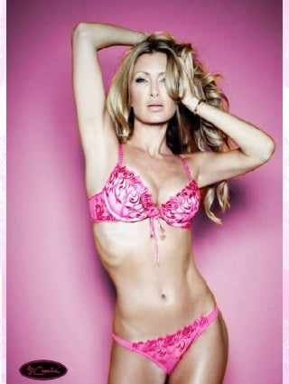 Morticia Bra & Brief Set Pink