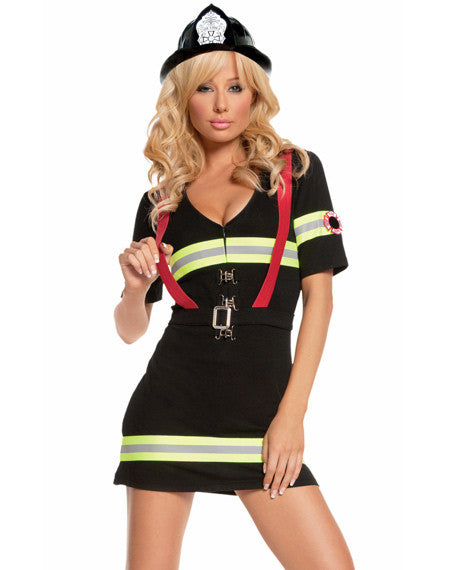 Sexy Adult Firefighter Costume