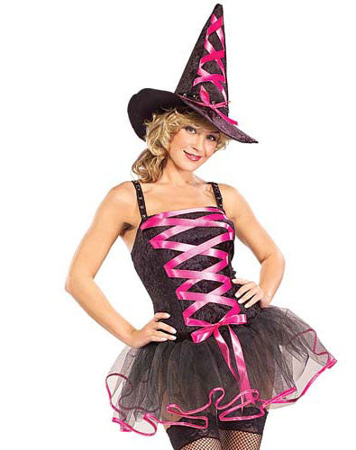 Witch Costumes Pink