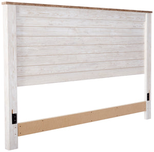Willowton - King Headboard