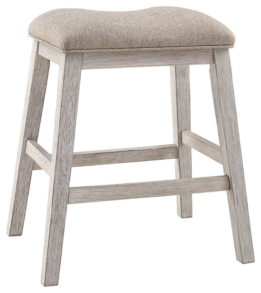 Skempton Counter Stool Backless