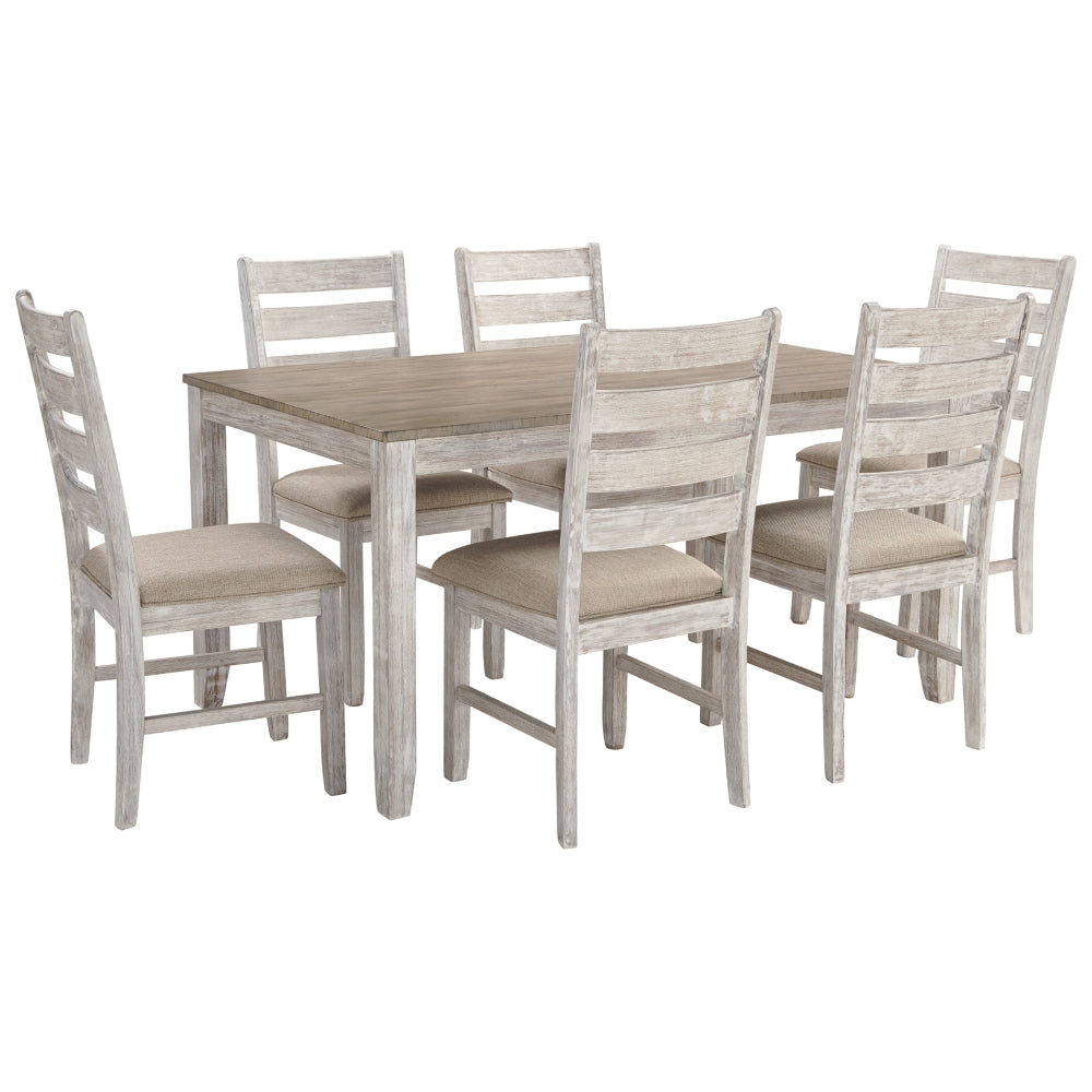 Skempton 7 Piece Dining Room Table Set