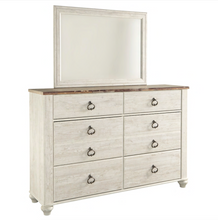 "Load image into Gallery viewer, Willowton - 54"" Dresser"