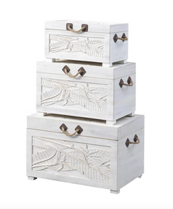3 Piece Nesting Trunks
