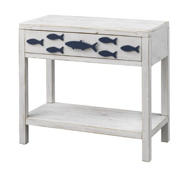 Schools Out 1 Drawer Accent Table
