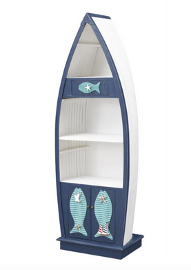 Nautical Bookcase