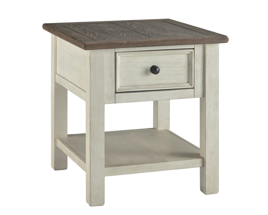 Bolanburg Rectangular End Table