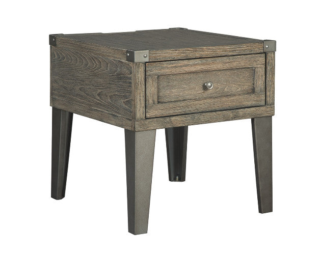 Chazney End Table