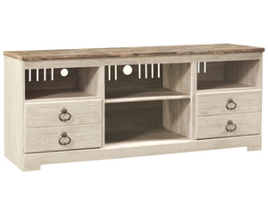 Willowton Large TV Stand