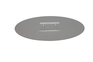Bay Shore Collection - Stainless Steel Lid Round