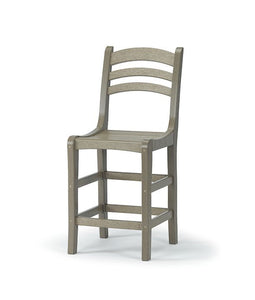 Breezesta Armless Chair (Multiple Heights)
