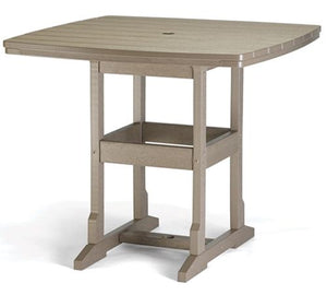 "Breezesta 42"" x 42"" Square Counter Table"