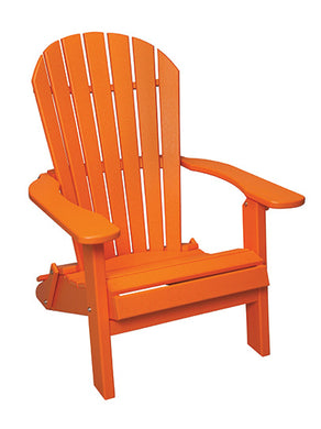 Bridgeport Collection - Folding Adirondack