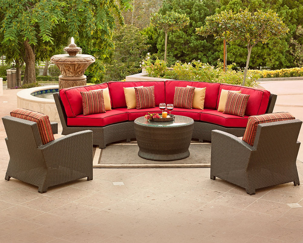 Cabo Curved Sectional