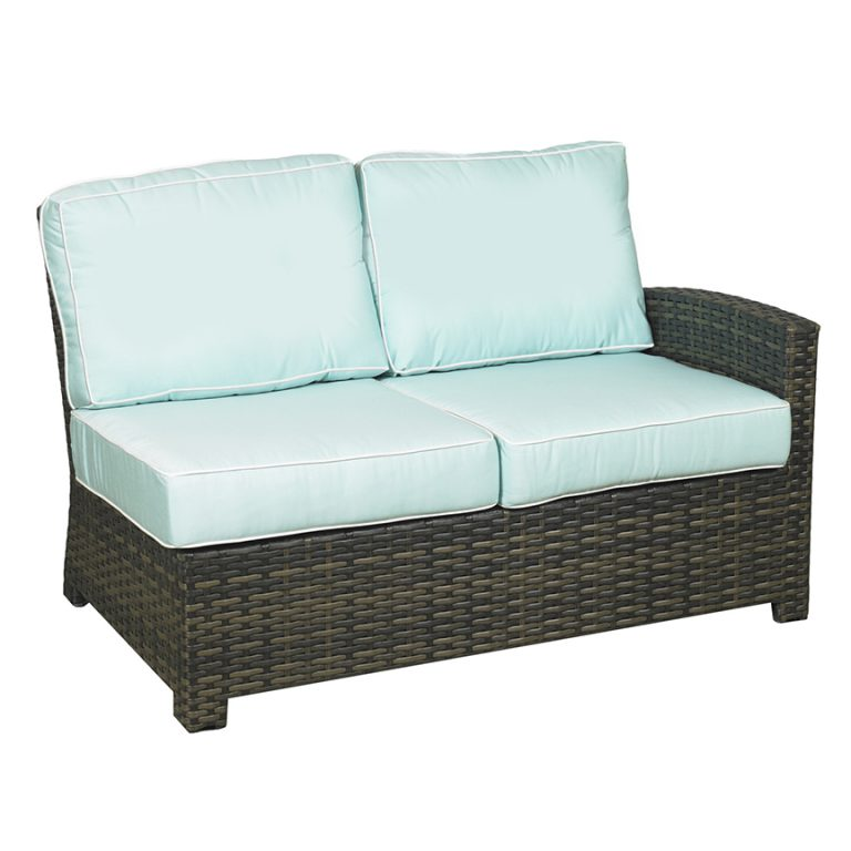 Lakeside - Sectional Right Arm Loveseat