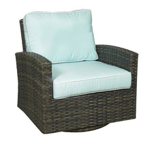 Load image into Gallery viewer, Lakeside - Swivel Glider Club Chair