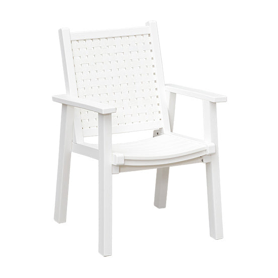 Marina Collection Dining Chair - with Natural Finishes